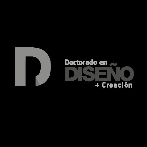 Logotipo del Doctorado en Diseño y Creación