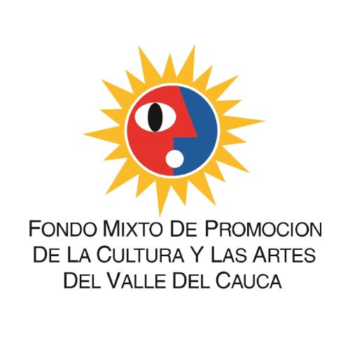 Logosímbolo del Fondo Mixto de Promoción de la Cultura y las Artes del Valle del Cauca
