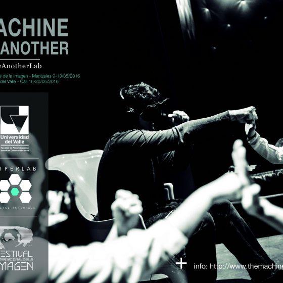 Imagen de la Instalación Interactiva La Máquina de Ser Otro