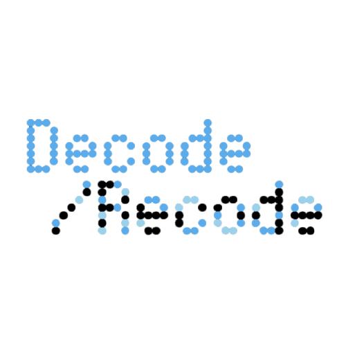Logosímbolo de Decode/Recode