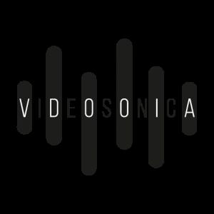 Logosímbolo del Encuentro de Artes Electrónicas Videosonica